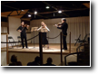 CLASSICAL MUSIC - SERENATA BERLIN and other high quality chamber music in Sa Taronja's »chicken shed«-theatre